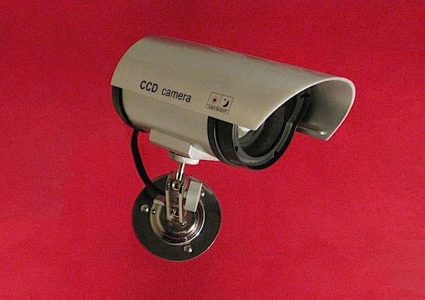 How-To: Security camera lamp