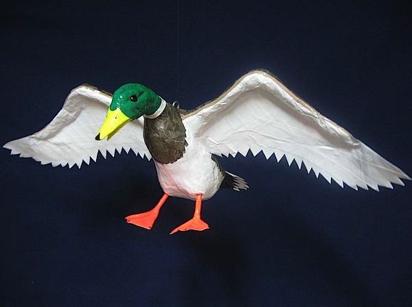 How-To: Duct tape duck