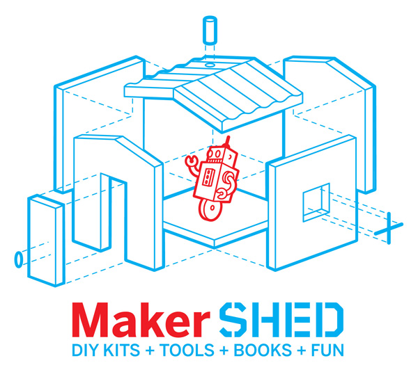 """Announcing the Maker Shed """"Deal of The Day!"""""""