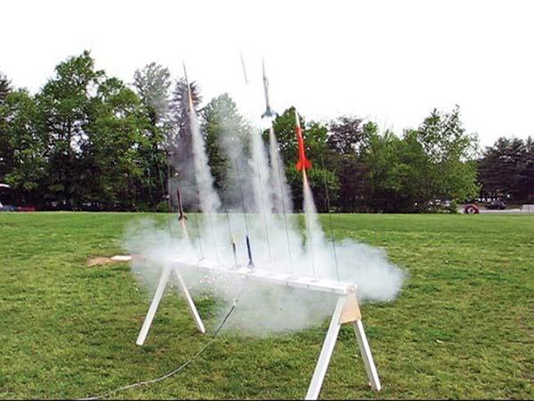 Top 10: Model rocketry posts