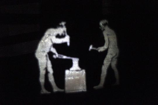 The shadow machine