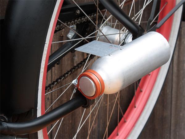 Make a Soda Bottle Bike Exhaust