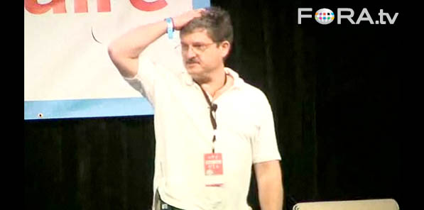 Keith Cowing talks famous NASA hacks at Maker Faire