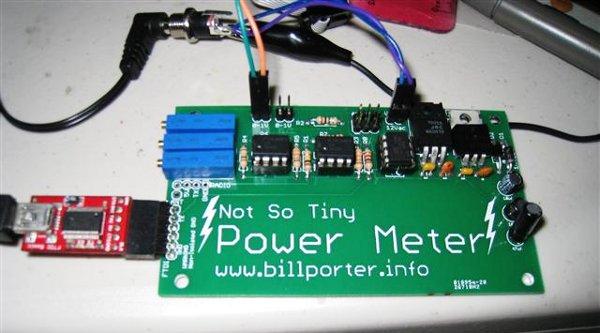 DIY power meter