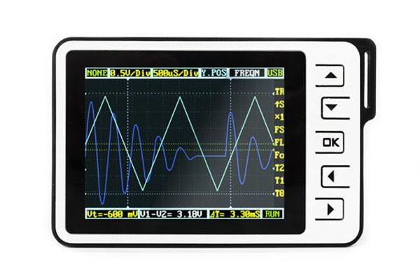 New in the Maker Shed: DSO Nano V2.0