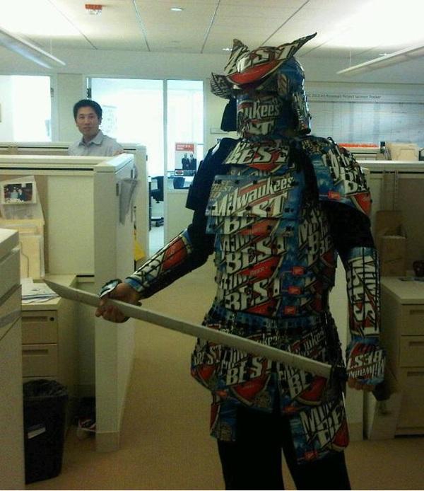 Milwaukee's Best Samurai