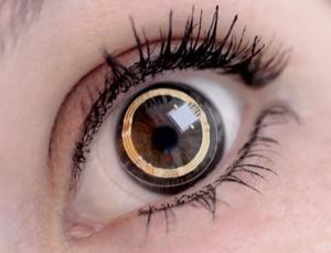 Cyborg contact lenses