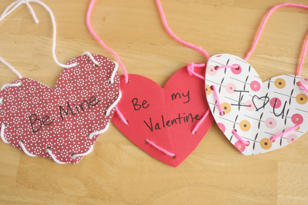 How-To: Heart Paper Pockets for Valentine's Day