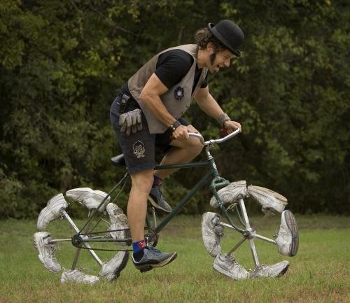 The art bikes of Todd Kundla