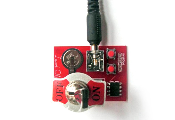 In the Maker Shed: Loud Objects Noise Toy kit