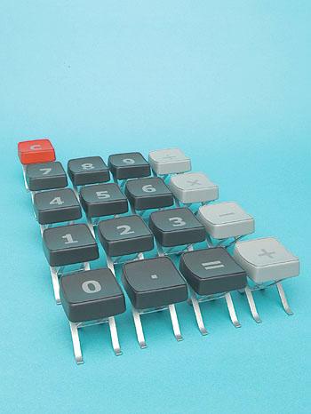 Calculator seating