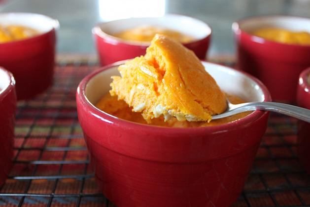 recipe: carrot souffle savory [4]