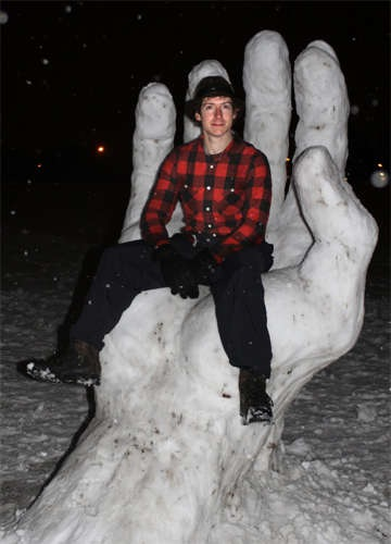 How-To: Snow Hand