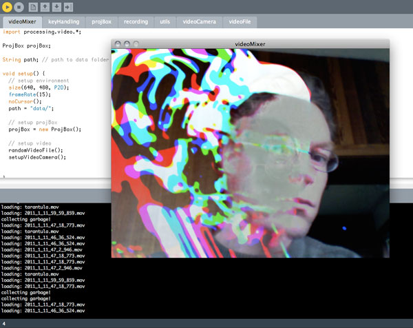 Two new Arduino & Processing online classes: video mixing & visualization