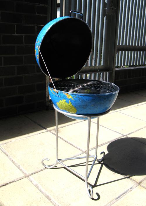 Globe BBQ Grill