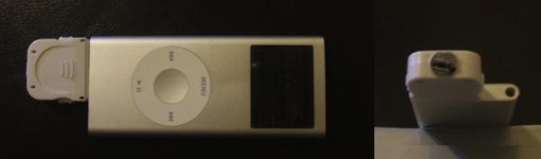 Custom Hardware to Fix Broken iPod