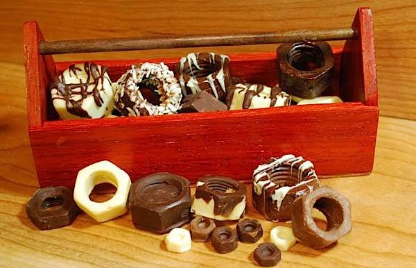 How-To: Mechanical Chocolate Box