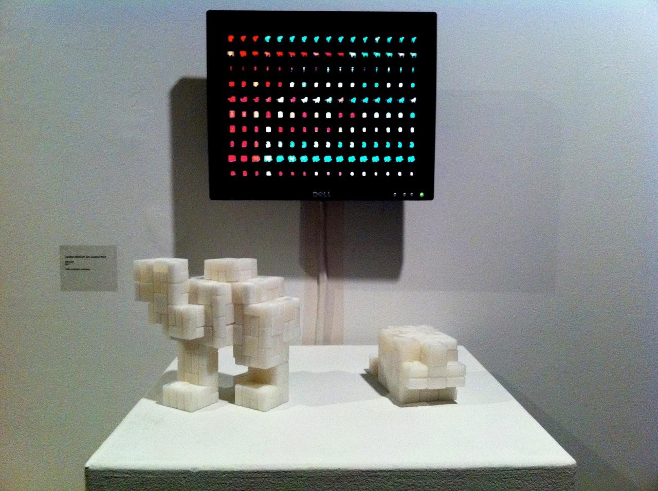 Minimals: Digital Assembly Meets Art