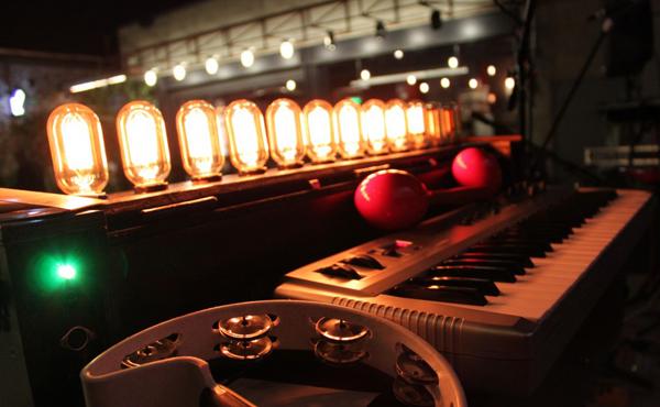 MIDI-Controlled Light Organ