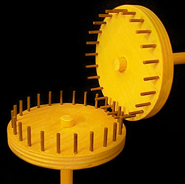 Skill Set: How To Make Pinwheel Gear Patterns