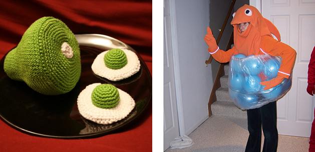 Seuss-Inspired Crafts