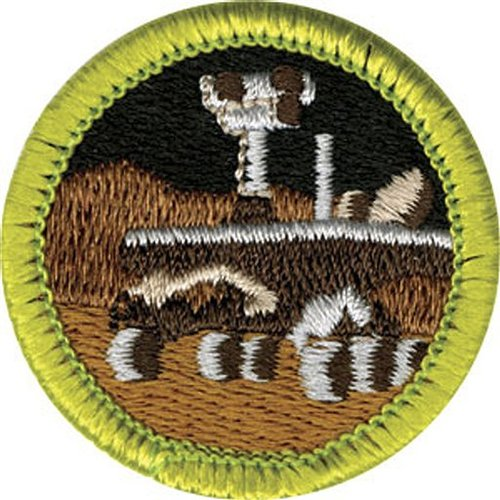 Boy Scouts Debut Robotics Badge