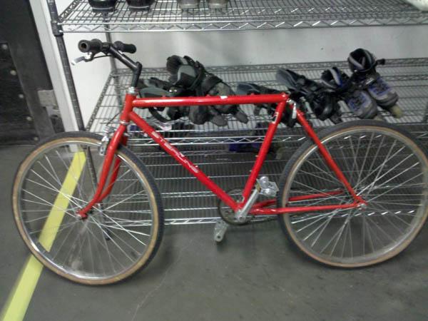 Old Bike Refresh