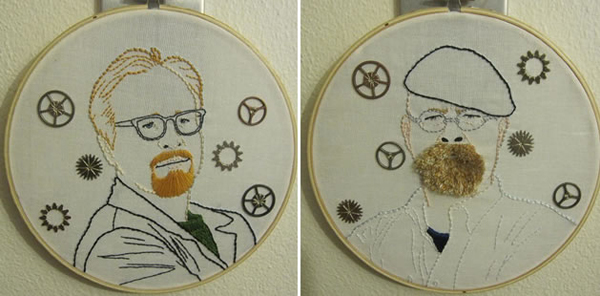 MythBusters Embroidery