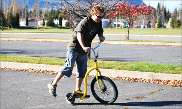 Skill Builder: Your Own SpinScooter