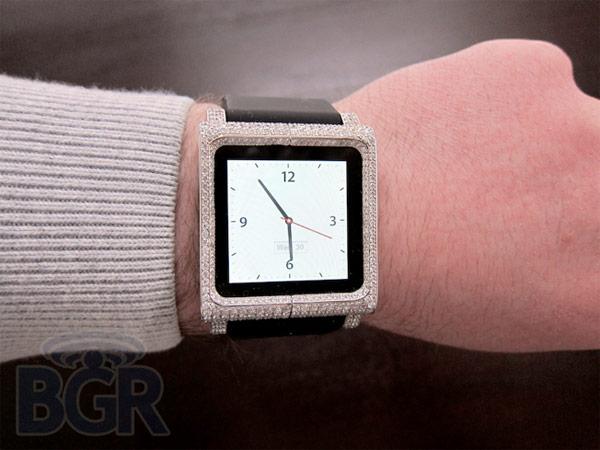 Blingy iPod Nano Wristband