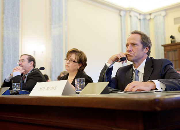"""Mike Rowe to Congress:  """"We need to change the way the country feels about work."""""""