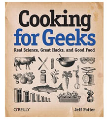 Jeff Potter Talks About Food, Failure, and Cooking for Geeks