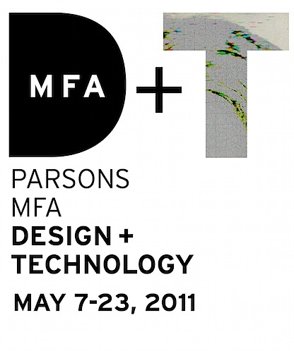 Parsons MFA Design and Technology Thesis Show