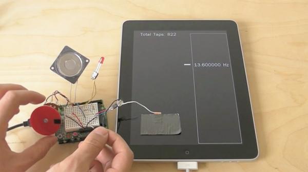 Touchscreen Interface Hacks