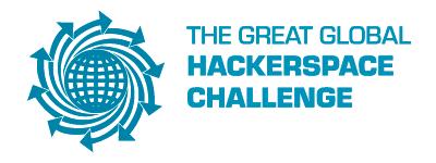 Great Global Hackerspace Challenge Update