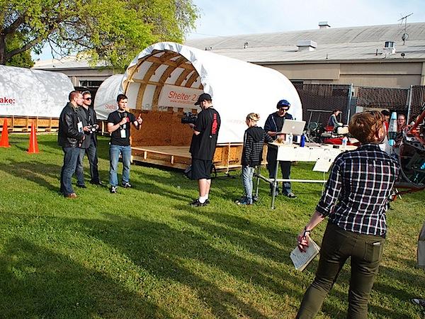 Make: Live 5/20/11 — Maker Faire Bay Area 2011 (video)