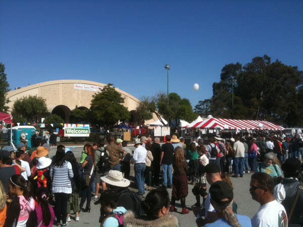Maker Faire is HERE!