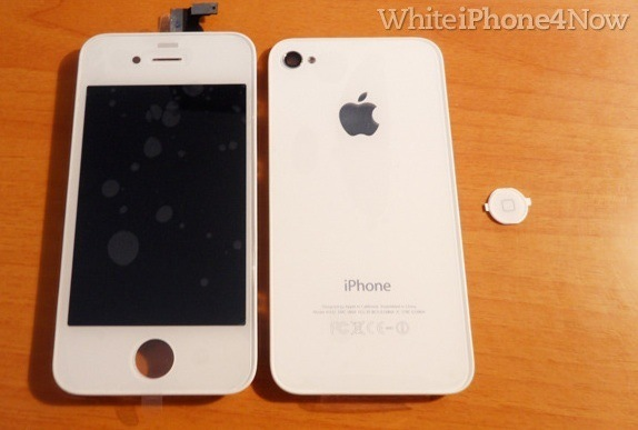 Apple vs Teenager Who Sold White iPhone 4 Conversion Kits