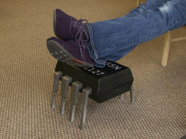 EMSL's 555 Footstool