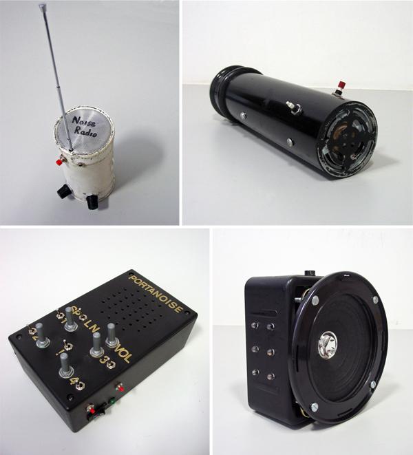 Circuit Bent Instruments by Cavan Fyans