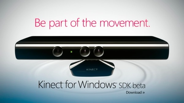 Things You CAN'T Do With The Microsoft Kinect SDK