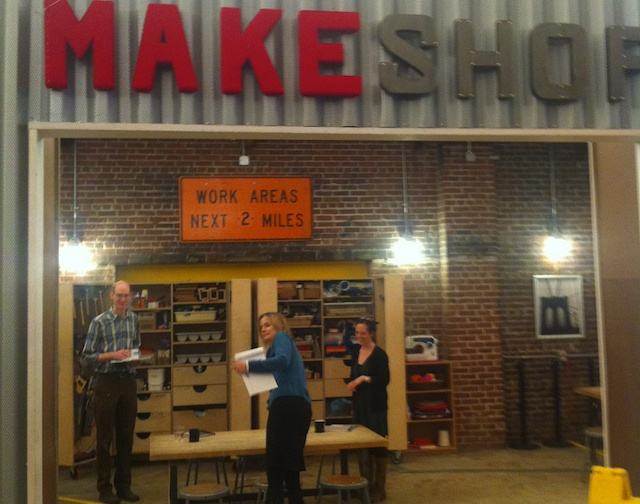 """Pittsburgh Museum MakeShop: """"It's Working"""""""