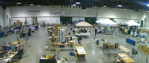 Mini Maker Faire North Carolina opens in less than an hour