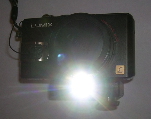 In the Maker Shed: ProdMod LED Video Light Kit