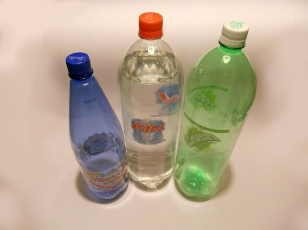 Direct Recycling of PET Bottles as Product Packaging