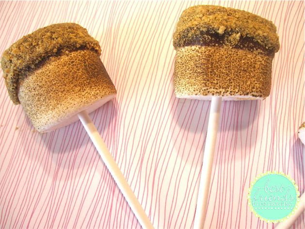 How-To: Make S'more Pops