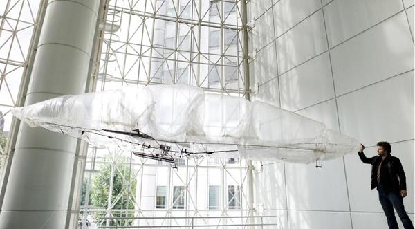 The Aeromodeller, an Autonomous Airship