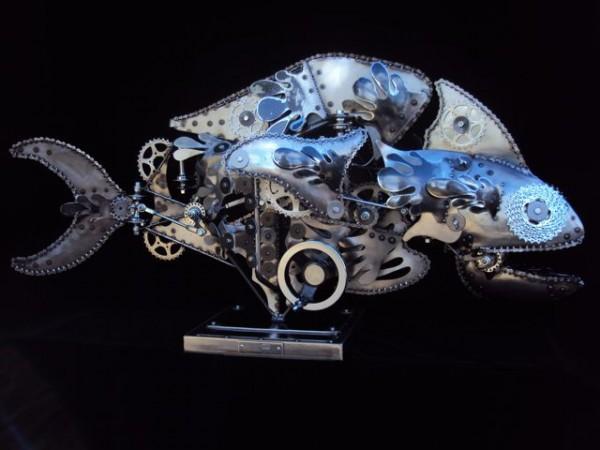 Chris Cole's Machine Animals