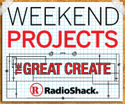 Weekend Projects and The Great Create
