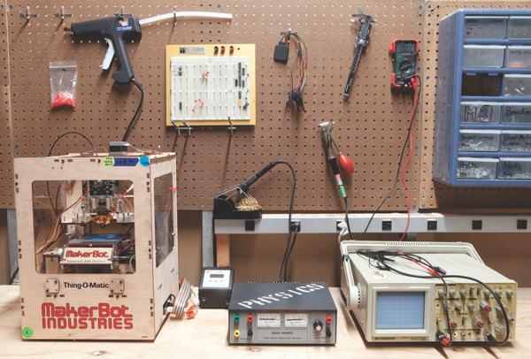 World Maker Faire NY 2010 makers' DIY essentials in IEEE Spectrum